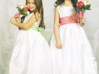 Large selection of Christening Dresses, Flower Girl