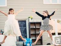 Kentfeild Kids Almonte Flower Girl Dress. Size 10,