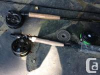 """Two fly rods Omni - 8'6"""" 2-piece 7-8 weight SuperFly -"""
