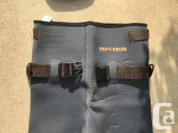 Fly Tech Neoprene Waders Size Large New $60 Size Large