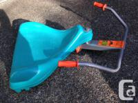 Our kids have out grown this wonder toy/scooter. I
