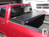 Extang Solid Fold hard shell box cover. Fits Ram Quad