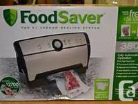 Buy 1 Foodsaver V3820With Marinator / Roll and Bags and