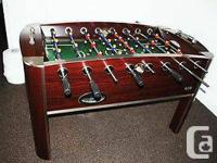 Foosball Table For Sale In Ontario Buy Sell Foosball Table - Deutscher meister foosball table
