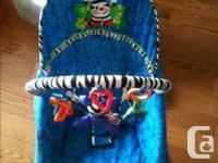 for sale:  Baby Items Graco infant car seat with base