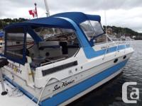 For Sale: 1989 30ft Sun Runner Ultra 302 Twin Volvo