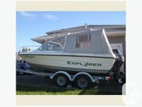 """We are selling our boat of 12 years. The """"Co-Skipper"""""""