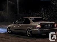 Make Honda Model Civic Si Year 2000 Colour Silver kms