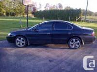 FOR SALE 2002 ACURA 3.2 TL-TYPE S -- V6 220,000 km