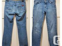"For All Mankind Jeans - size: 28"" waist - style:"