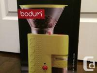 Up for sale is a brand new in box (BNIB) Bodum Bistro