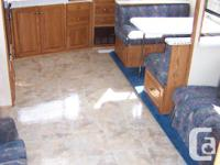Rv for rent for $750 per week(7 nights) $150 per night
