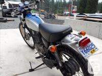 Make Honda Year 1973 Restored to original. Ready for