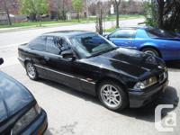 HI IM SELLING MY 1995 BMW 318IS, 2 DOOR, AUTOMATIC,