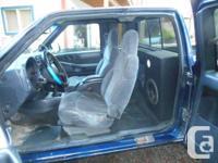 Make Chevrolet Model S-10 Year 1999 Colour Blue/black