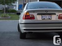 Make BMW Model 323i Year 2000 Colour Silver kms 130000