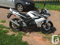 Make Honda Year 2008 kms 6008 2008 Honda CBR really low