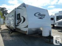Would like to sell my 2012 Keystone Cougar 31sq travel