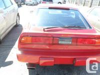 1988 Nissan 300zx2 door, 6 cylinder 5 spd,original