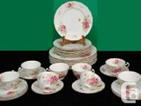FOR SALE! Place Setting for 8 (64 pcs) $300 Adderley