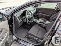 Make Honda Model Hr-V Year 2016 Colour Black kms 36900