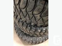 I have for sale 4 mickey thompson mtz 33x12.5x15 tires