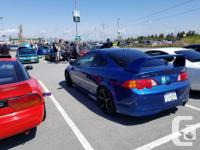 Make Acura Colour Blue Trans Manual kms 227 Putting my