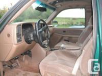 Make Chevrolet Colour green Trans Automatic $2800. OBO