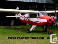 PIPERPA22-125TRIPACER