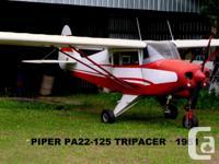 PIPERPA22-125TRIPACER OWNERMAINTENANCE