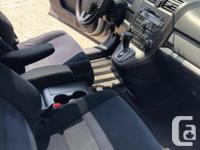 Make Honda Model CR-V Year 2011 Colour Silver kms