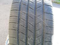 Michelin Defender Tires with Rims 205 / 55 R 16 Tires