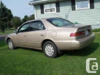 Make Toyota Year 1997 Colour tan Trans Automatic kms