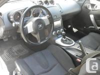 Make Nissan Model 350Z Year 2006 Colour Black kms