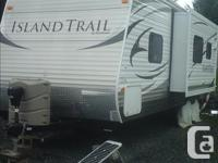 2-2014 Island Trail Travel Trailers available. Also