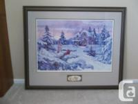 NEW PRICE 7/22/2018 In mint condition! Print Frost by
