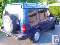 Trade your motorcycle for this good running Land Rover for sale  British Columbia