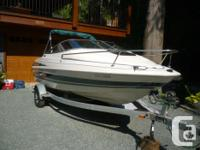 looking to trade or sell plus cash for a cruiser boat
