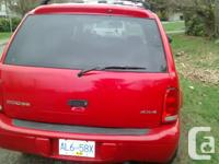 Make Dodge Model Durango Year 1998 Colour red kms 420