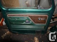 FORD 1973-1979 used various RUST FREE doors ( prices