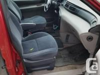 Make Ford Model Windstar Year 1998 Colour Red kms
