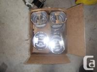 srp forged pistons for ford 302, 40 thou over bore, all