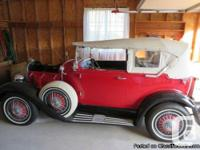 Integrateded 1967, Duplication of 1931 Ford Version A