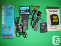 Ford Thexton Diagnostic,Ford idle speed control tester.