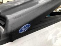 Ford Brand Tonneau Cover - Like New Condition! Black