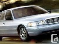 Make. Ford. Design. Crown Victoria. Year. 2006.
