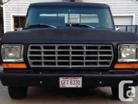 1979 Ford F100 Personalized, 302 small block that fires