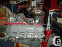 1986 6.9 Diesel fully rebuilt with Turbo Kit  $2800.00