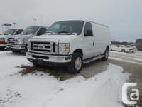 Make. Ford. Version. E-250. Year. 2013. Colour. White.