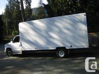 Ford E 350 Cube Van 7.3 litres, Diesel. Mechanically